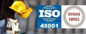 NORMA INTERNAZIONALE ISO 18001:2007 –  SISTEMI DI GESTIONE PER LA SICUREZZA SUL LUOGO DI LAVORO E TOTAL QUALITY MANAGEMENT – Scheda illustrativa